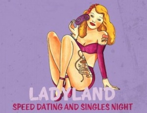Speed Dating for ladeez and trans!